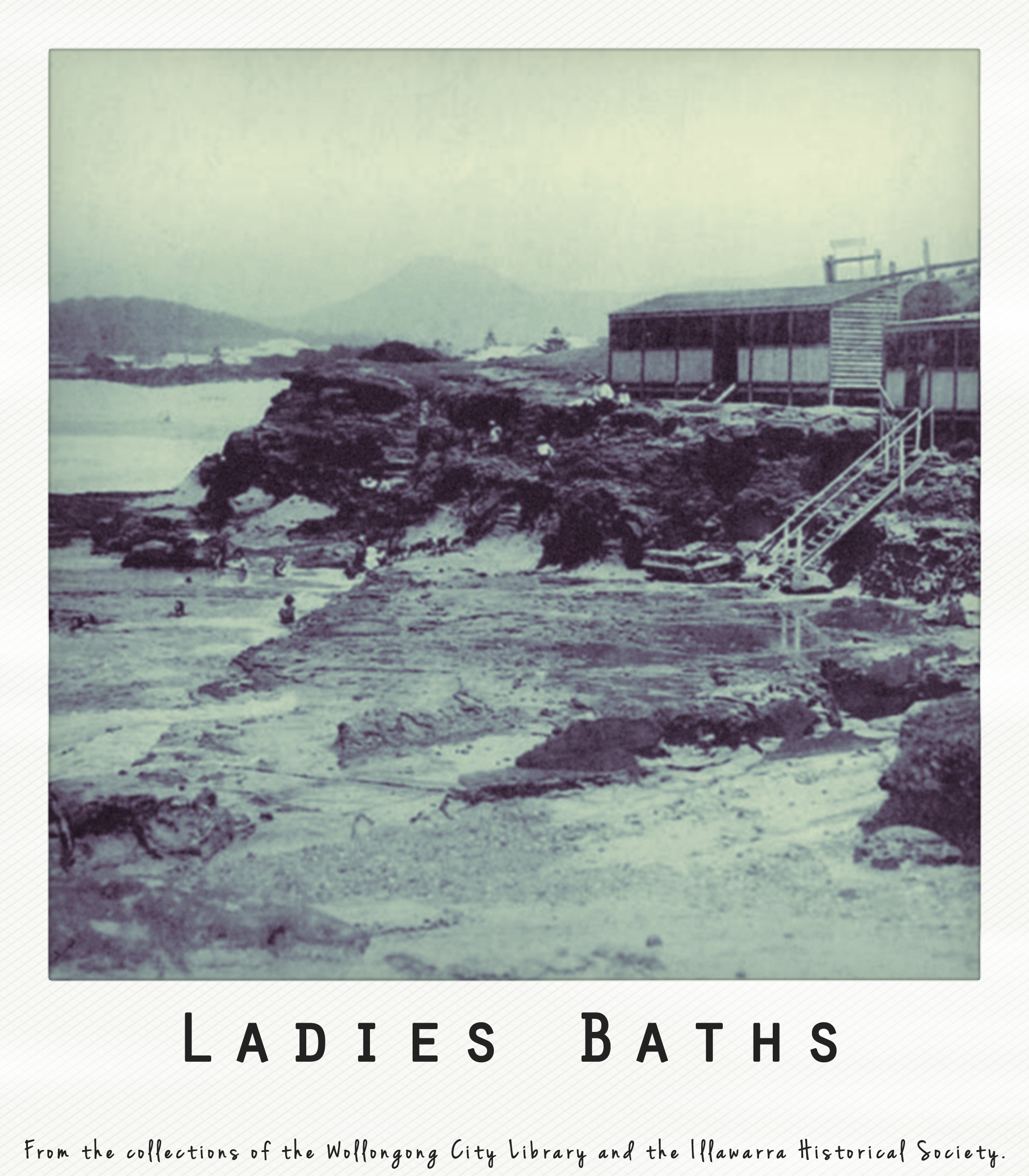 Ladies Baths Small
