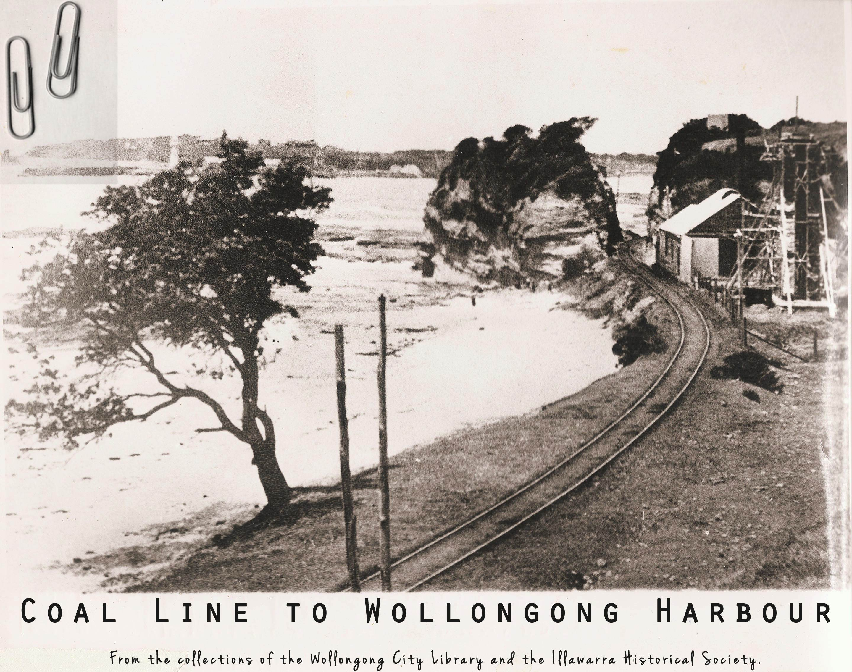 Coal line to Wollongong Harbour